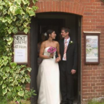 Bride & Groom - Unitarian Chapel Wedding
