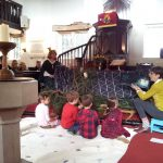 Brook Street Chapel - Story time with the kids!